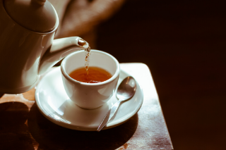 Elevenses: Cuppa & Chat